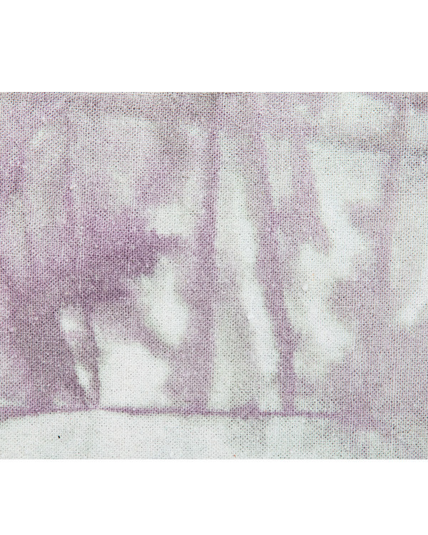 Shabd Crystalline Napkin Set in Smoke