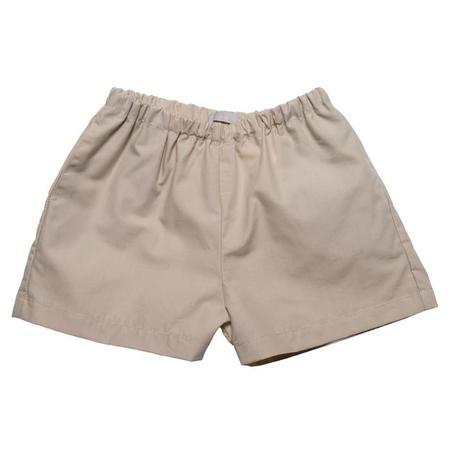 kids Makié Baby And Child Sage Shorts - Beige Brown
