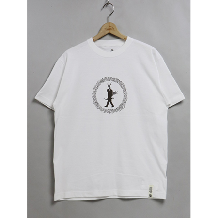 Mountain Research Horn Collector T-Shirt - White