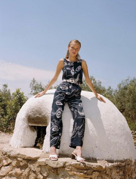 Paloma Wool Molino Top - Twister