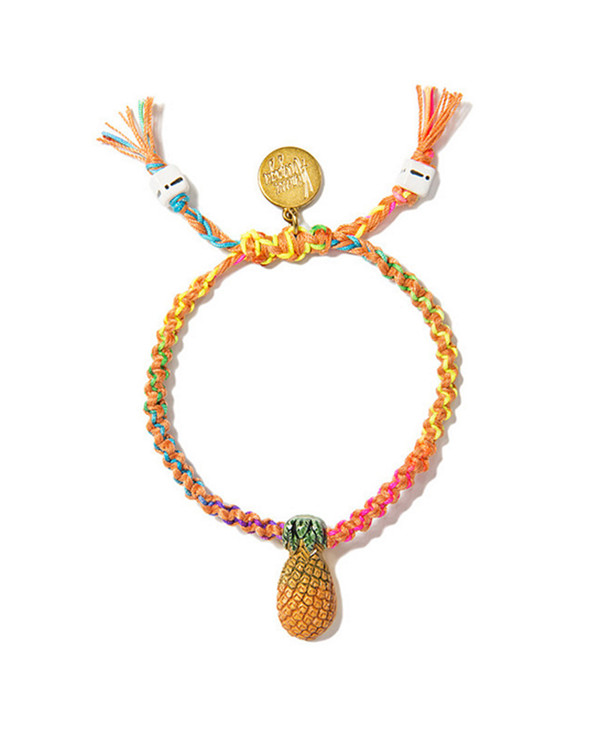Venessa Arizaga Pineapple of My Eye Bracelet