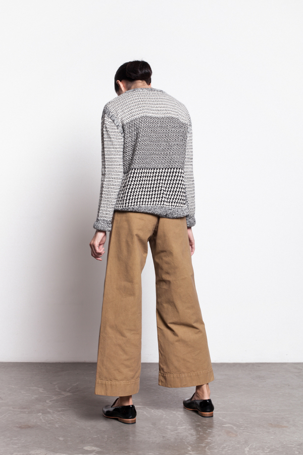Jesse Kamm Sailor Pant - tobacco