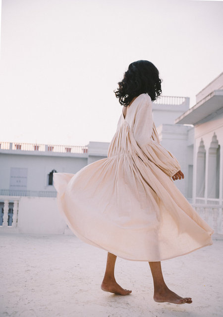 A Perfect Nomad To The Moon And Back Dress