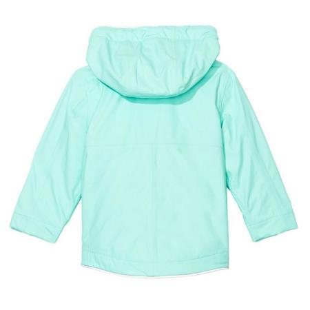 Kids Trout Rainwear Rain Jacket - Turquoise