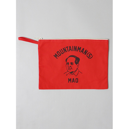Mountain Research Pouch / MAO - Red