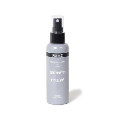 Wacko Maria retaW / Fragrance Fabric Spray - Grey
