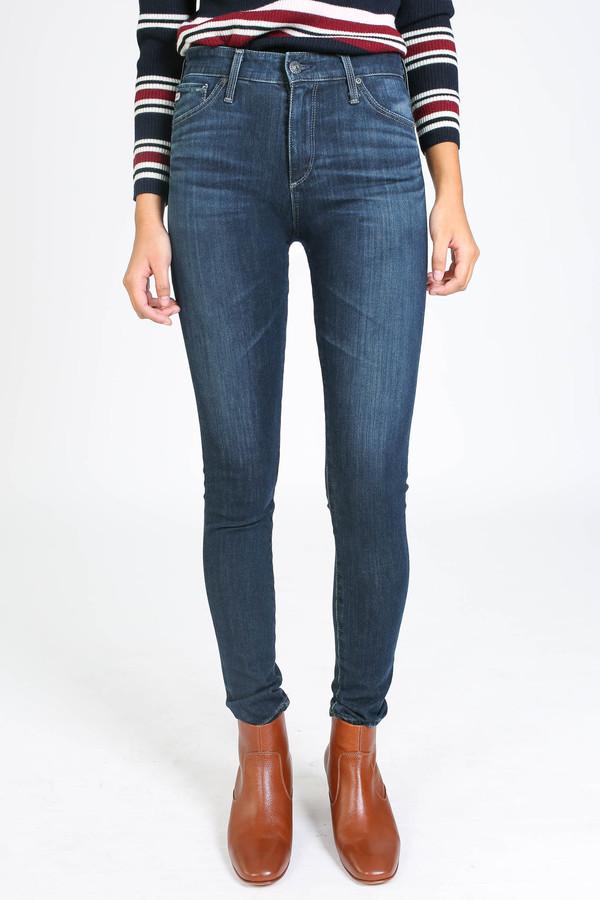 AG Jeans Farrah jean in freefall