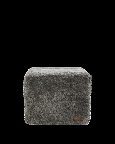 Shepherd of Sweden Emma Pouffe - Grey Graphite