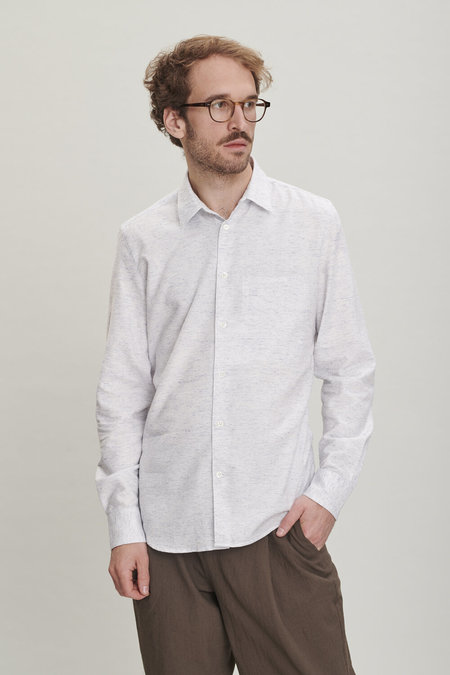 Delikatessen Sustainable Shirt - Off White