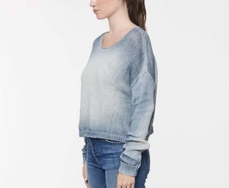Line Maya Knit Sweater - Stonewash