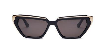 CARLA COLOUR Lando Sunglasses - Black