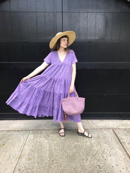 Joshi Ramona Maxi Dress - violet