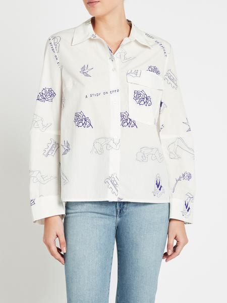 Baum und Pferdgarten Morwyn Shirt - white