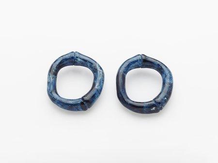 Valet Studio Demi Earrings - Blue