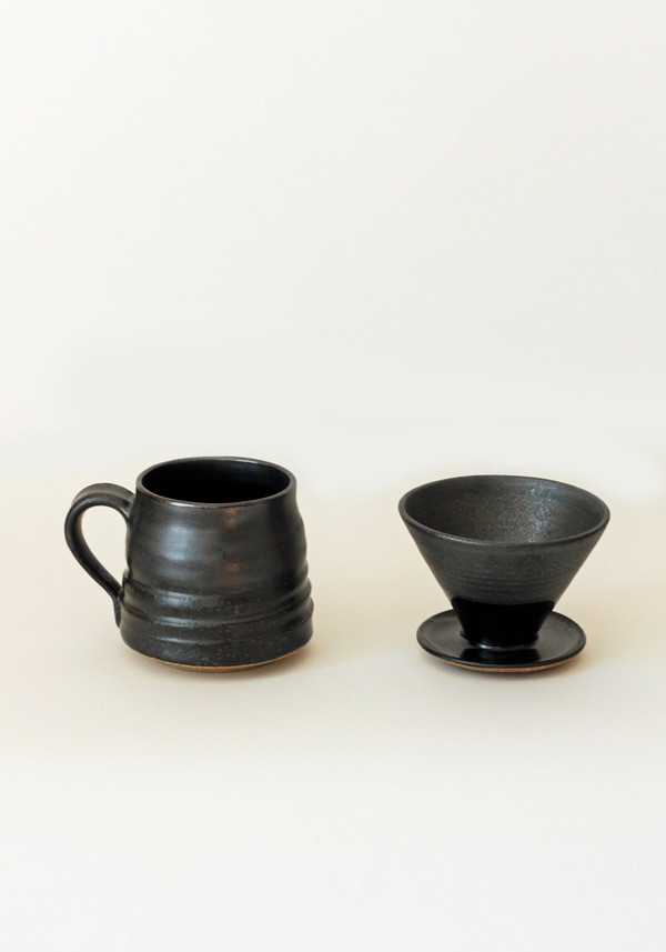 Ceramic Coffee Pour Over Set 2