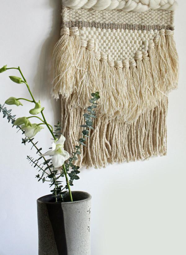 Maryanne Moodie Desert Tones Weaving #2