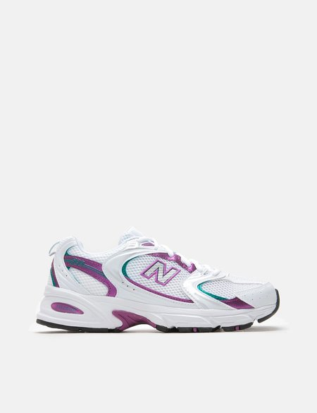 New Balance 530 Trainers MR530SF shoes - White/Plum