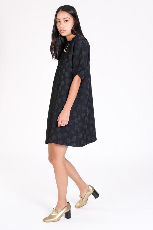 Delfina Balda Hera tunic in black