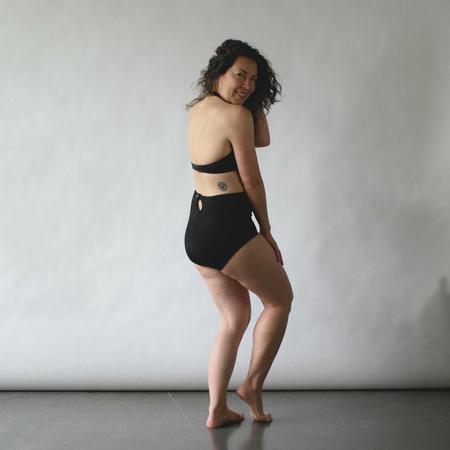 Frankie Four Ava Bottom - Black