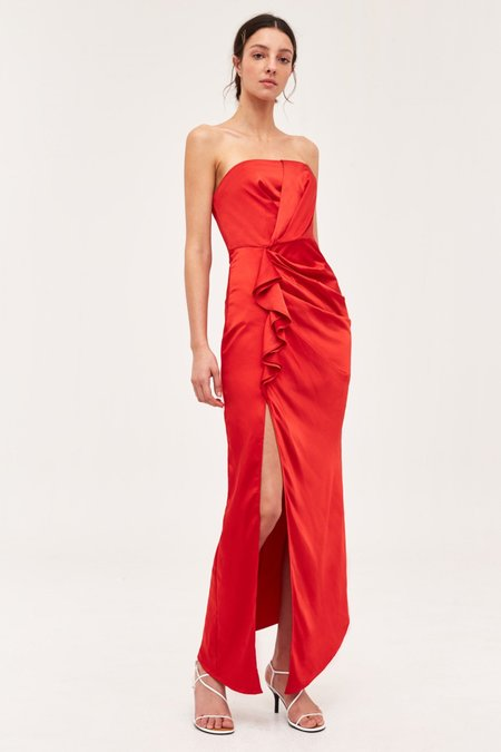 Cameo My Way Gown - Red