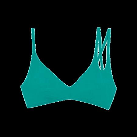 Araks Elias Bikini Top - Viridian