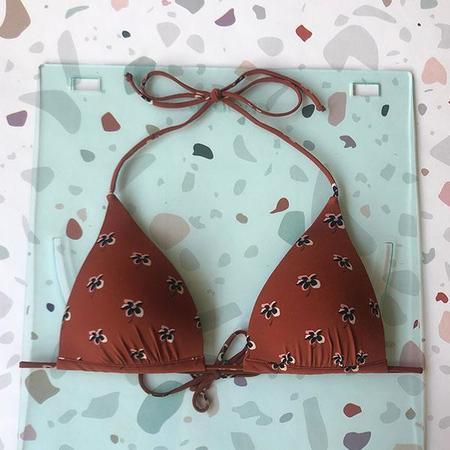 Siyu Tippi Bikini Bottom - Brown