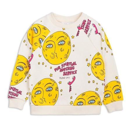 Kids Mini Rodini Moon Sweatshirt