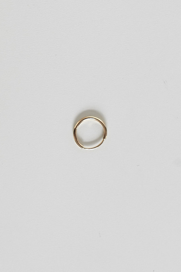 Gabriela Artigas & Company 14K Gold Loop Earring