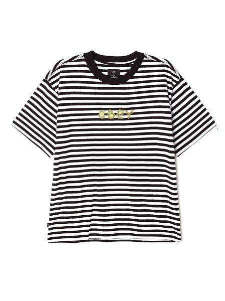 Obey Buggs Boxy T-Shirt - Black
