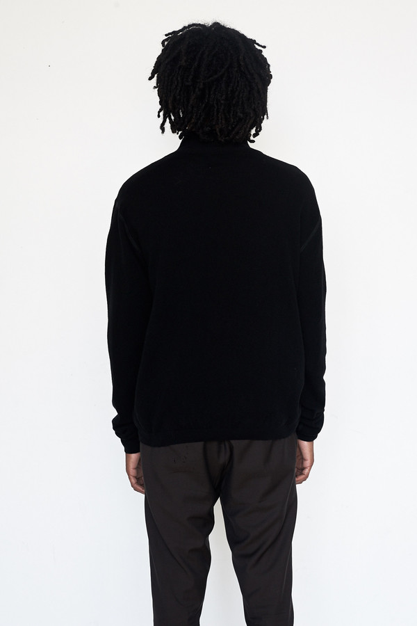 Men's Our Legacy Merino Base Turtleneck