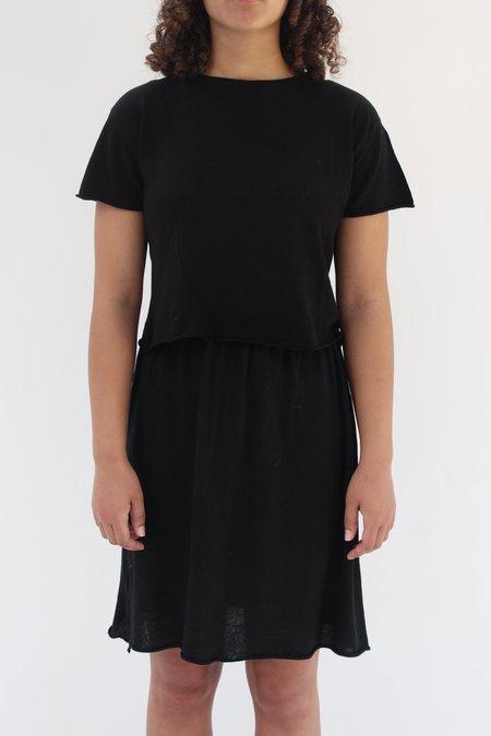 Beklina Detached Dress - Black