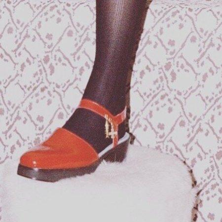 Michons Marigot Patent Leather Maryjane