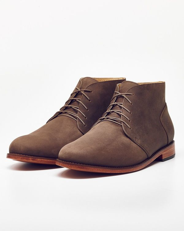 Nisolo Emilio Chukka Boot Steel - What's It Worth