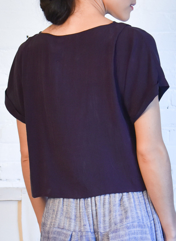 Seek Collective Maggie Top