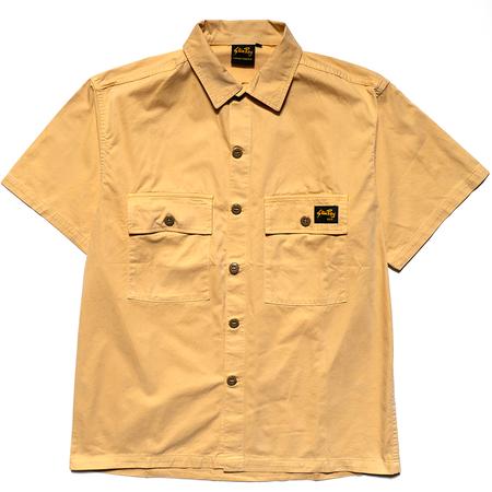 Stan Ray S/S CPO Shirt - Sand Taffeta