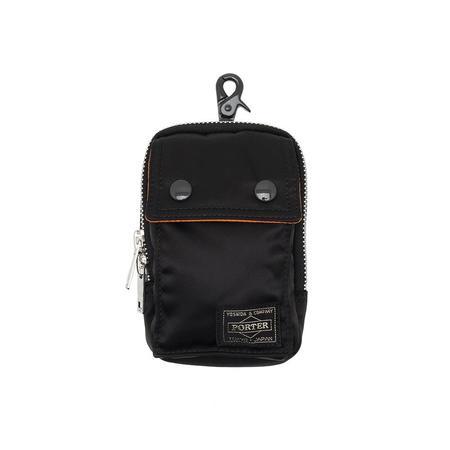 Porter Tanker nylon Pouch - Black
