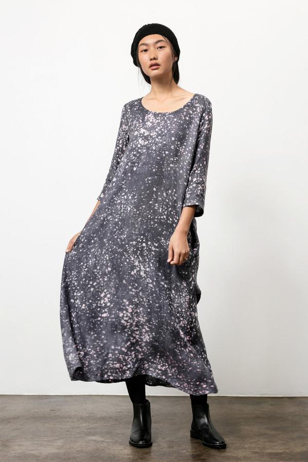 Osei-Duro Nima Dress in Midnight Blush