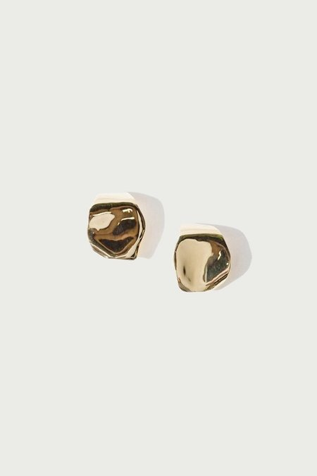 FARIS Lecca Earrings - Bronze
