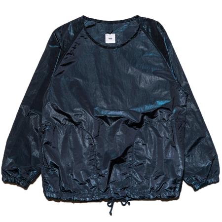 TS(S) Hem String Pullover Jacket - Navy