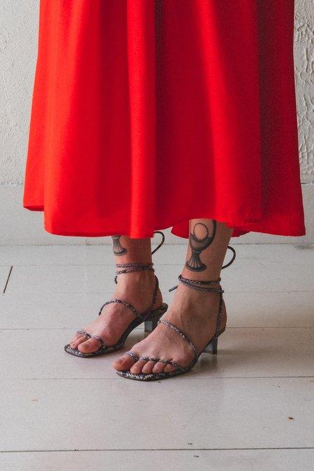 Loq Roma Sandals - Luna Snake