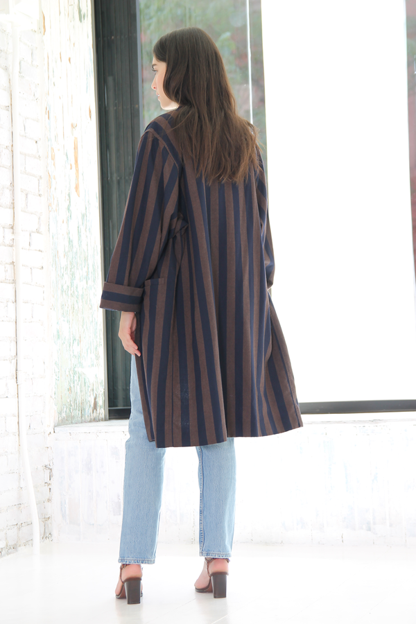 DUO NYC Vintage Wool Duster