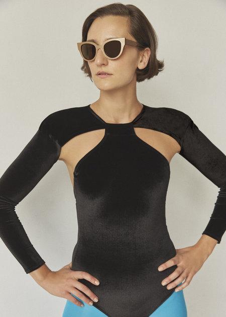 Unisex Carla Colour Barton Sunglasses - Oro