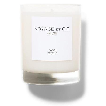 Voyage Et Cie Boudoir Candle