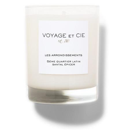 Voyage Et Cie Santal Épicer Candle