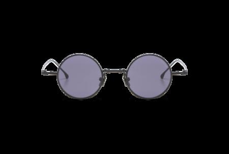 unisex Poketo Komono Eli Sunglasses - Purple