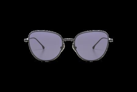 Poketo Komono Sandy Sunglasses - Deep Purple