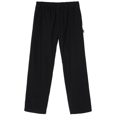 Stüssy brushed beach pant - Black