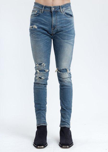 Represent Underwork Denim Jeans - Indigo