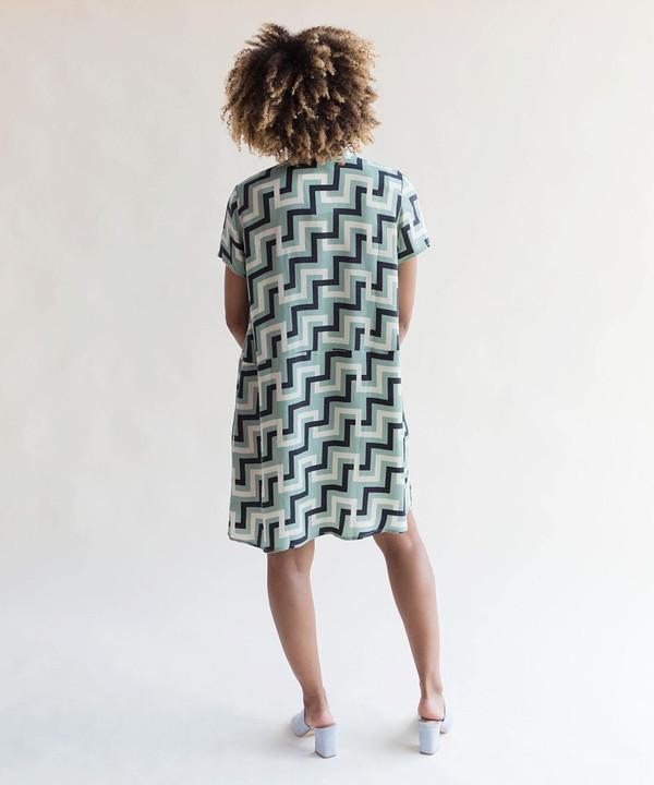 Dusen Dusen Step Oversize Tee Dress