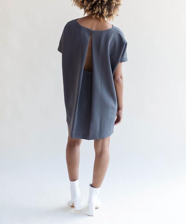 Kaarem Angle Mini Dolman Dress